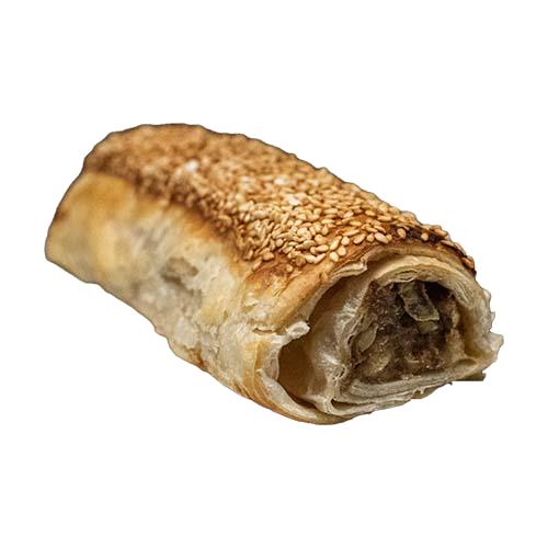 freshly baked sausage roll Sunshine Coast