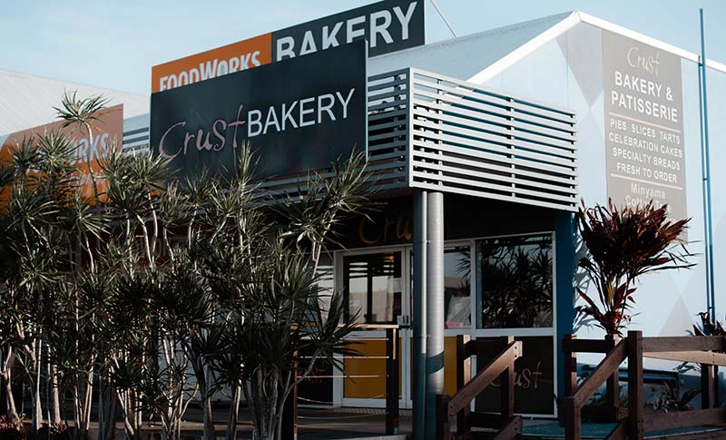 Crust Bakery Minyama