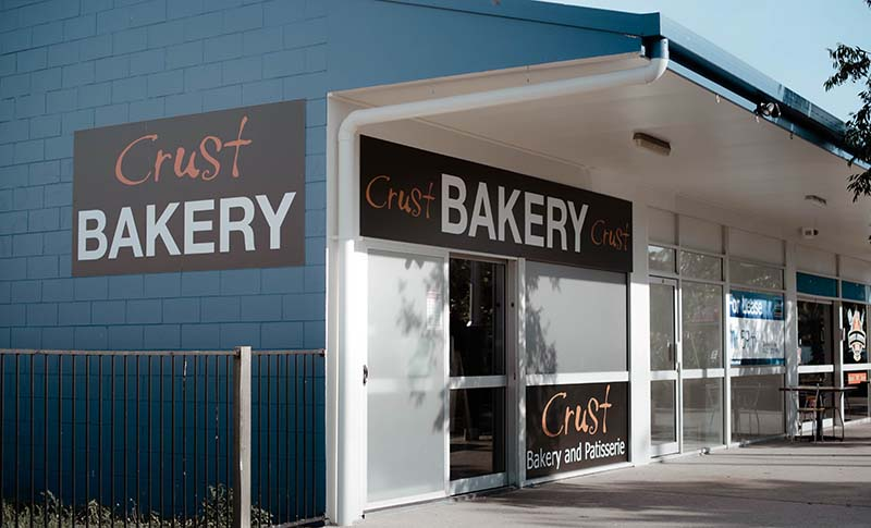 Crust Bakery Pacific Paradise
