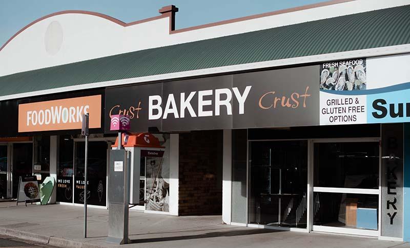 Crust Bakery Cotton Tree