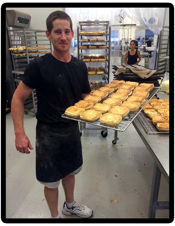 Crust Bakery Sunshine Coast